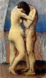 Picasso-L'étrainte
